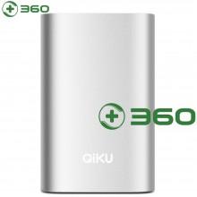 360奇酷 移动电源 小身材 大容量 双口输出充电宝 10000mAh