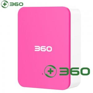 360 超级充电器 4口USB 电源适配器 苹果安卓兼容快充 智能分配电流 多用充电头