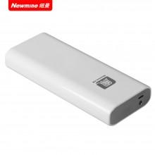 纽曼(Newmine)移动电源 双USB设计 10000毫安充电宝 U100*