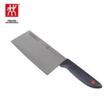 双立人 单片刀 红点中号单刀 中式菜刀 厨房刀具