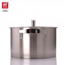 双立人 深烧锅20cm ZW-C101 不锈钢健康锅具