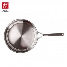 双立人 煎炒锅24cm Passion 单柄 不锈钢锅具