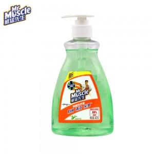 威猛先生 洗手液 杀菌抑菌 清爽保湿 滋润双手 芦荟 洗手液400ml