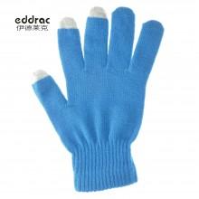 伊德莱克 触屏手套 Touch高灵敏度 冬季使用手机 应季产品