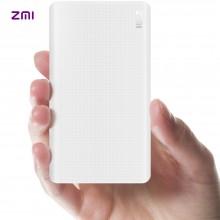 紫米 ZMI 5000毫安 双向快充/移动电源/充电宝 聚合物电芯 紫米 QB805 白色
