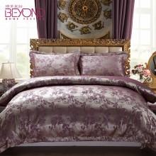 博洋家纺(BEYOND)床单四件套-塞纳庄园 1.8m(6英寸)床