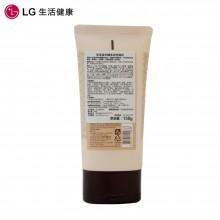 LG 洗面奶 韩国进口 onthebody安宝笛 补水保湿 米糠多效洁面乳150g