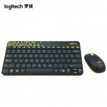 罗技 无线鼠标键盘套装MK240 Nano 电脑笔记本迷你键鼠套装