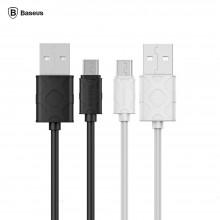 倍思 安卓数据线 雅纹 Micro USB接口 1M 充电线