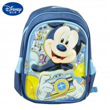 迪士尼 儿童书包 减负背包 学生双肩书包BM0324