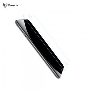 倍思 钢化膜 缩边 苹果 iphone7 4.7寸/ 7Plus 5.5寸用 透明
