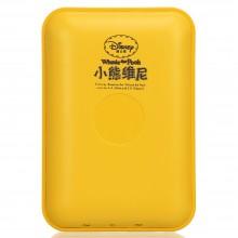 道瑞(X-doria)移动电源 迪士尼 7800毫安 双输出移动电源 充电宝 卡通造型设计