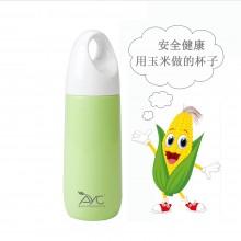 AYC 水杯 玉米提环设计 PLA健康材质水杯