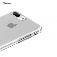 倍思 手机壳 简系列 手机保护壳for 苹果 iphone7 4.7寸手机壳 透明