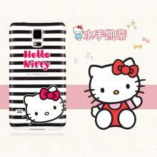 道瑞(X-doria)手机壳 悦动凯蒂系列 HELL0 KITTY手机保护套 适用于Samsung Galaxy S5