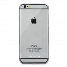 道瑞(X-doria)手机壳 iPhone6/6s 保护套 柔彩系列 透明防指纹手机壳
