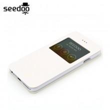 Seedoo 手机壳 iPhone6/6s魔窗保护套