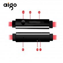 爱国者 (aigo)耳机 线控通用型耳机 音乐耳机 A660