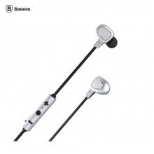 倍思 运动耳机B15 脑后耳塞式Seal  防缠绕 贴合耳型 蓝牙一拖二 运动防水耳机