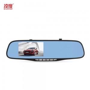 凌度 行车记录仪LP600 高清广角1080P  防炫目 后视镜式