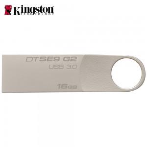 金士顿(Kingston)优盘 USB3.0精英版高速U盘 DTSE9 G2 金属材质