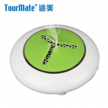 途美(Tourmate)车载净化器 T10 负离子天然氧吧 有效应对雾霾天气 空气净化器