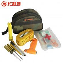 尤利特 应急包 汽车户外应急工具包 YD-3110