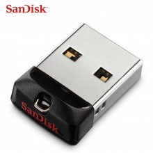 闪迪(SanDisk)优盘 酷豆 CZ33 小巧便携 软件加密 安全无忧 广泛兼容 U盘