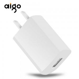 爱国者(aigo)适配器 标准充电头 快速充电器A6