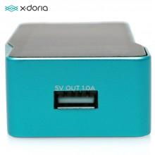 道瑞(X-doria)移动电源 极光系列 太阳能 充电宝 5200mAh