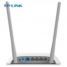 TP-Link 路由器TL-WR842N  双天线300M智能无线路由器 全新升级 信号更强