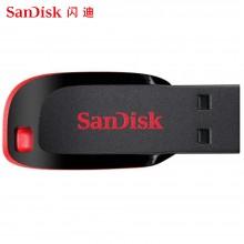 闪迪(SanDisk)酷刃CZ50(USB2.0)U盘 16GB