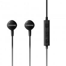 三星(SAMSUNG)HS130耳机原装正品入耳式线控耳塞S9耳机有线S10+音乐耳机 黑色