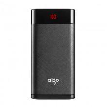 爱国者(aigo)W200移动电源双输出20000mAh
