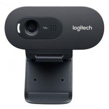 罗技(Logitech) C270i高清USB网络摄像头 网络课程远程教育 麦克风台式机电脑摄像头