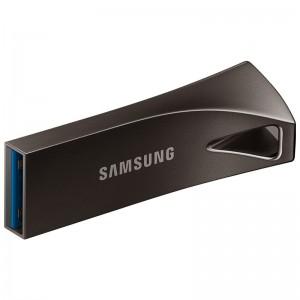 三星(SAMSUNG)BAR(USB3.1)U盘  64GB 灰色升级版+
