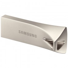 三星(SAMSUNG)BAR(USB3.1)U盘  64GB 银色升级版+