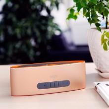 爱国者(aigo) M505便携式迷你音响 Mp3音乐播放器 可插卡播放 立体声无线蓝牙音箱 无线蓝牙音箱M
