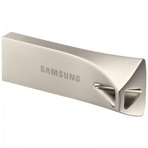 三星(SAMSUNG)BAR(USB3.1)U盘  64GB 银色升级版+