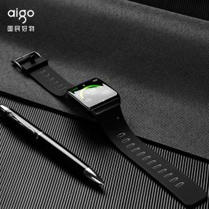 爱国者(aigo)FW01智能手表手环户外运动 男女 防水 心率血氧血压睡眠 30天待机